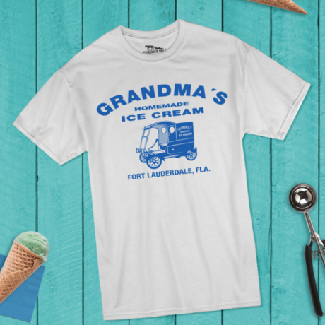 Grandma's Home Made Ice Cream - Terence Hill