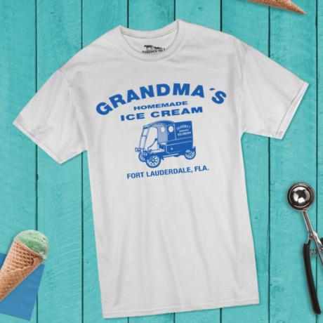 Grandma's Home Made Ice Cream - Terence Hill