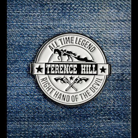 Terence Hill kitűző