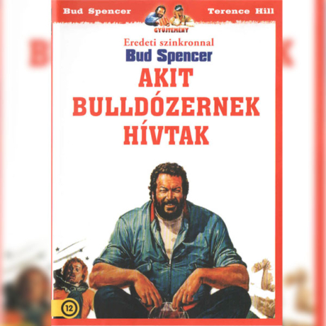 Akit Bulldózernek hívtak - Bud Spencer