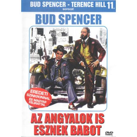 Az angyalok is esznek babot - Bud Spencer