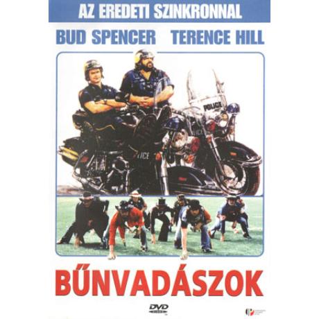 Bűnvadászok - Bud Spencer, Terence Hill