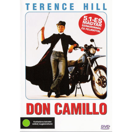 Don Camillo - Terence Hill