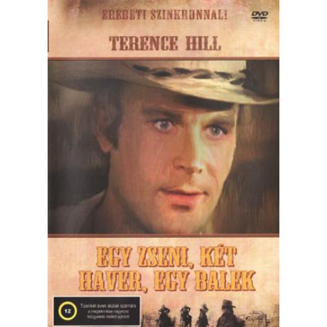 Egy zseni, két haver, egy balek - Terence Hill