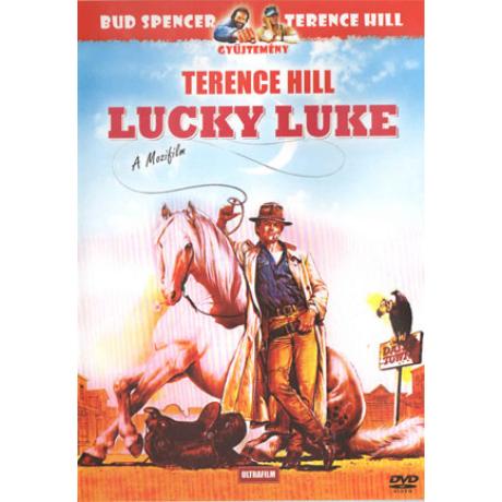 Lucky Luke mozifilm - Terence Hill