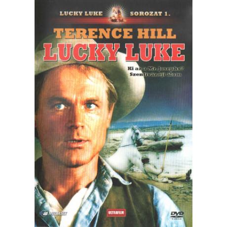 Lucky Luke sorozat 1 - Terence Hill