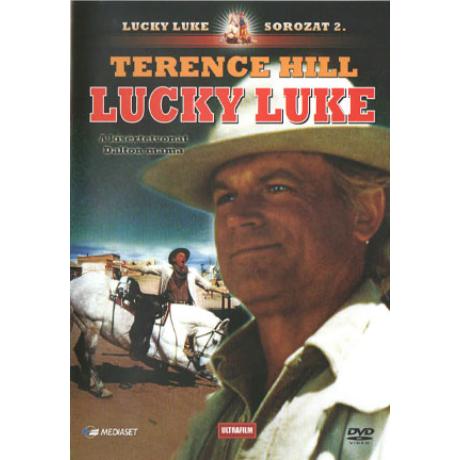 Lucky Luke sorozat 2 - Terence Hill