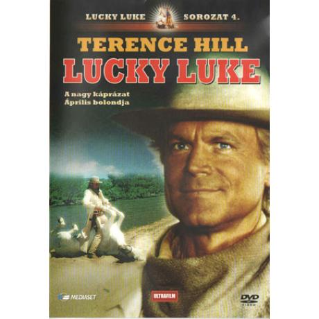 Lucky Luke sorozat 4 - Terence Hill