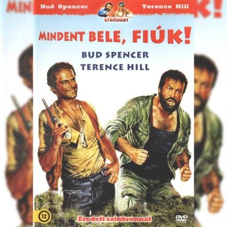 Mindent bele fiúk - Bud Spencer, Terence Hill