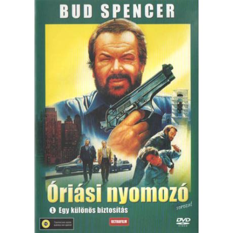 Óriási nyomozó 1 - Egy különös biztosítás - Bud Spencer