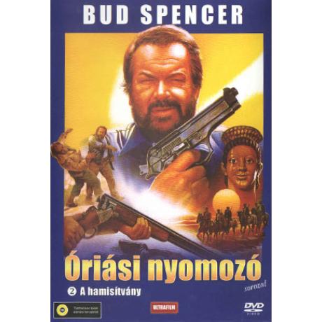 Óriási nyomozó 2 - A hamisítvány - Bud Spencer