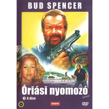 Óriási nyomozó 3 - A díva - Bud Spencer