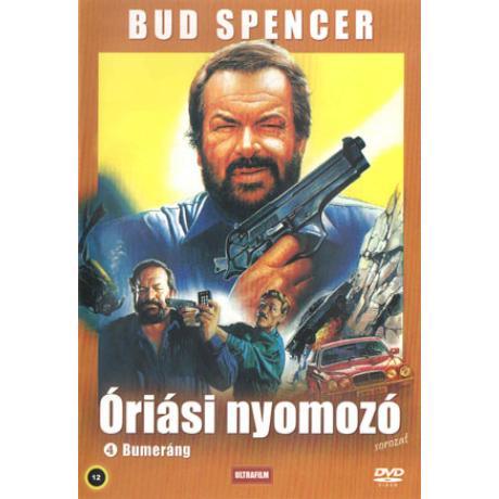 Óriási nyomozó 4 - Bumeráng - Bud Spencer
