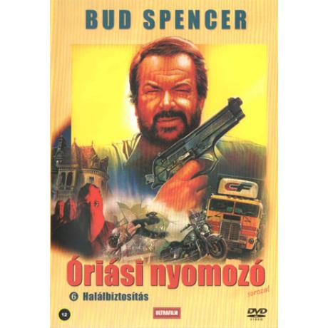 Óriási nyomozó 6 - Halálbiztosítás - Bud Spencer