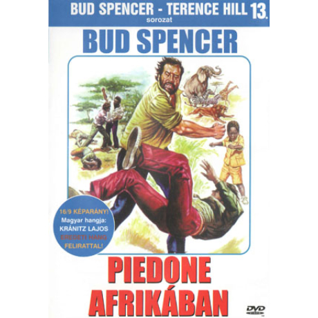 Piedone Afrikában - Bud Spencer