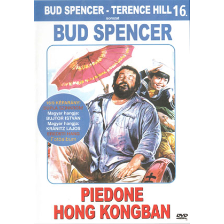Piedone Hong Kongban - Bud Spencer